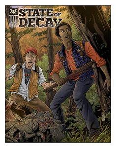 State of Decay by The-Real-NComics on @deviantART