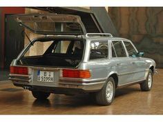 Mercedes-Benz 450 SEL Crayford Estate -Prototyp- als Kombi in Berlin