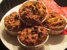 Glutenfria matmuffins med soltorkade tomater och fetaost – Glutenfria Muminmamman Muffins, Breakfast, Food, Morning Coffee, Muffin, Meals, Morning Breakfast, Cupcakes