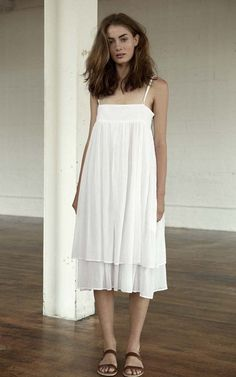 Starboard Sundress / D013 | Loup Charmant