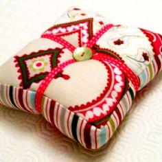 Handmade pin cushion