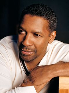 Denzel.....need I say more???  yumm