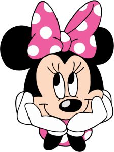 minnie mouse Turma do Mickey - Minnie Rosa Rosto 2 Mickey Minnie Mouse, Minnie Mouse Template, Mickey Mouse Imagenes, Mickey Mouse E Amigos, Minnie Mouse Stickers, Pink Minnie, Mickey Mouse And Friends, Minnie Mouse Clipart, Bolo Minnie