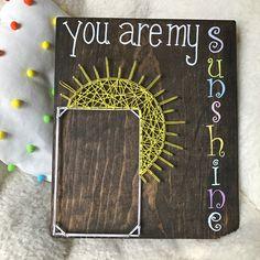 You are my Sunshine photo frame.