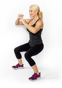 If you're not squatting correctly, you're not getting the full benefit of this exercise.
