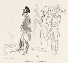 Napoléon au Bivouac
