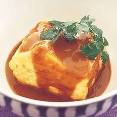 こんな使い方も!ピーナッツバターを使ったレシピ5選 画像(3/5) ポン酢ピーナッツバター揚げ出し豆腐