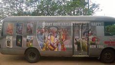 New facility for spreading the Sankirtana in Nigeria (Album with photos)  ISKCON Benin city Nigeria: By the mercy of HH Kavicandra Swami and H.H Bhakti Dhira Damodara Swami our Harinam Sankirtana …