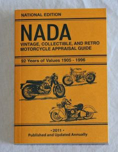 NADA guide is known for providing price guides containing prevalent prices of automobiles. Currently,