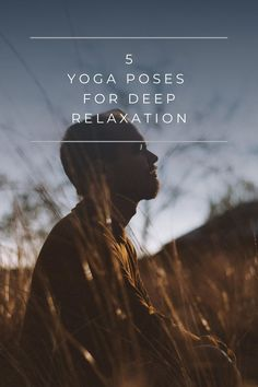 deep relaxation gives you a bit of time to reflect, rather than being in panic mode. When you are freaking out, it's quite hard to think straight and to see an outcome to the issue you are experiencing.So, let's have a look at a couple of great yoga poses that might help you out and bring you in deep, ultimate relaxation. Asana Yoga Poses, Yoga Nidra, Yoga Sequences, Stress And Depression, Stress And Anxiety, Exercise To Reduce Stress, Tight Hamstrings, Yoga Pictures, Deep Relaxation