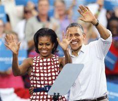 Barack Obama, Michele Obama