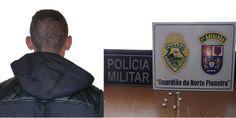 Polícia Militar apreende menor traficando em frente a colégio - http://projac.com.br/policial/policia-militar-apreende-menor-traficando-em-frente-a-colegio.html