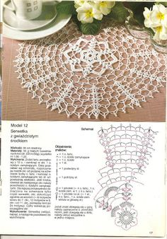 napkins new 1 (Crochet Knitting Handicraft)
