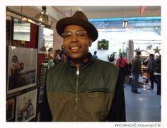 Hilft Haiti mit Kunst und Flohmarktstand: Constant Bernard - im Interview auf dem Blog.