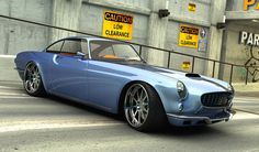 Swedespeed Forums - 66 Volvo P1800 Custom Build ( Pro-Touring Ls1 V8, Body Mods, and Flush Mount Glass)