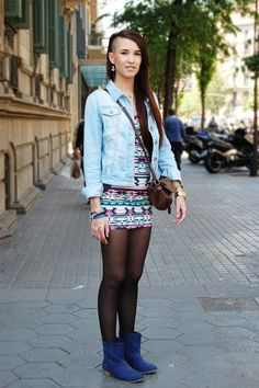 Street style by Laura