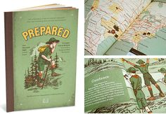 Survival Guide w/vintage illustrations
