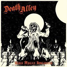 Death Alley - Black Magick Boogieland 4/5 Sterne