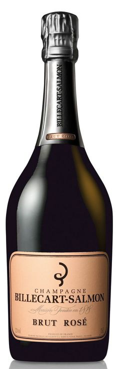 What we are drinking right now!! My absolute favorite!! Billecart-Salmon Brut Rose Champagne