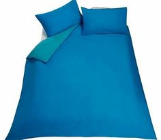 ColourMatch Fiesta Blue Bedding Set - Double This beautiful blue duvet set from the ColourMatch range is made from a mix of materials designed to be durable and easy care while still providing you with a comfortable nights sleep. Set includes 1  http://www.comparestoreprices.co.uk//colourmatch-fiesta-blue-bedding-set--double.asp