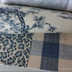 Charles Faudree Country French fabrics