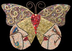 """""""Lovers"""" butterfly by Irina Charny"""