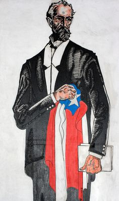 Eugenio Maria de Hostos y la Bandera Puertorriquena