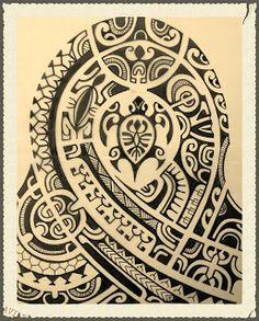 tatouage polynesien-polynesian tattoo: June 2013