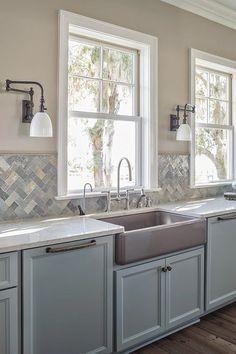 Very pretty. Kitchen cupboards
