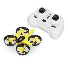 Scorpion Mini Drone Yellow Color with RC by podoqo