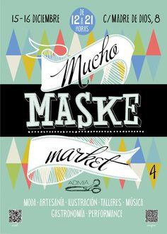 MuchoMásKeMarket Fair - Handmade goods and other crafts in #Seville
