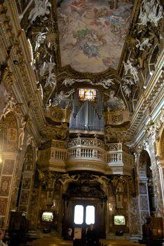 Santa Maria della Vittoria; Rome, Italy