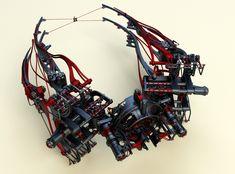 [Concept] Black Widow bow - Disarmed state by Samouel.deviantart.com on @DeviantArt