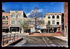 Elm St. | Downtown Greensboro