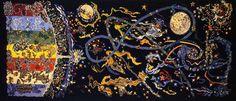 Jean Lurçat, Conquete de l'Espace  Tapestry