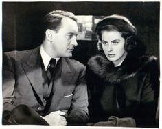 INGRID BERGMAN, GEORGE SANDERS double weight movie photo 1954 JOURNEY TO ITALY