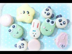 How To Make Macarons (Italian Meringue Method) - YouTube