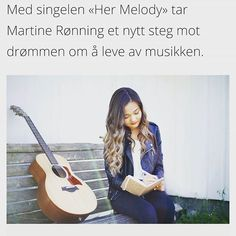 Instagram media martiner_official - A great article about me and my new single in one of the local news paper today . Thanks so much #lierposten . If you want to check out my single, link is in my bio  #singer #song #music #guitar #artist #girl #norwegian #norway #youtube #martineR #cover #original #songwriter #concert #acoustic #picture #photooftheday #photoshoot #picoftheday #instagramsinger #instasinger #15secondcover #15secondoriginal #guitar #vocal #news #drammen #nrkbuskerud