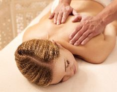 Aching Back? Try Massage for Chronic Pain