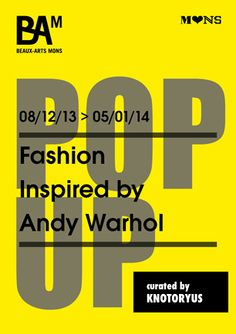 andy warhol flyer - Google Search