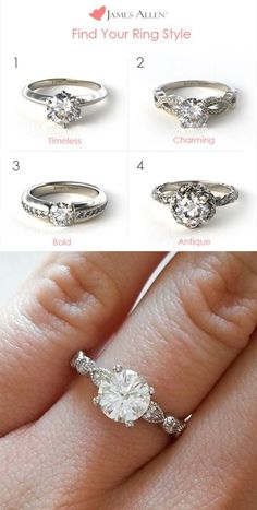 What's your ring style? JamesAllen.com