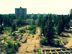 Chernobyl/Pripyat, Ukraine: Ferris Wheel
