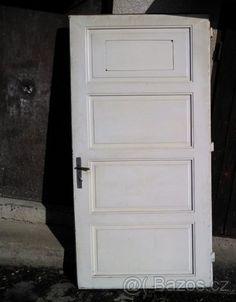 Staré dveře - 1