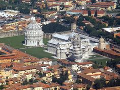 The world famous Pisa Tower was built over a period of about 177 years. Soon after the construction started in 1173 the tower began to sink due to a poorly laid foundation and was left alone for almost a century. When the construction resumed the engineers built higher floors with one side taller than the other to compensate for the tilt and the tower was finally finished in the 2nd half of the 14th century.