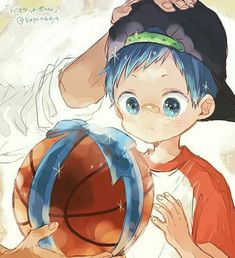 Image about cute in Kuroko No Basket by TheOneNobodyKnows