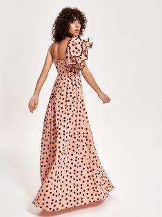 MORGANITA - Vestido Largo - MIOH Vestidos para invitada de boda, fiesta y toda clase de Eventos