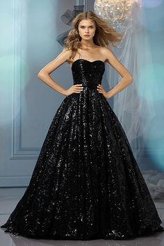black wedding dress? amazingggg