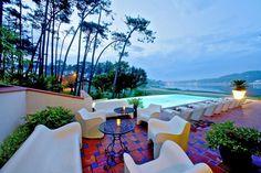 Booking.com propose cinq sites exceptionnels avec hébergements de luxe pour pratiquer le surf en Europe, Portugal, Hossegor, Saint-Jean-de-Luz, Biarritz, Biscarosse - Les Hortensias du Lac - Hossegor