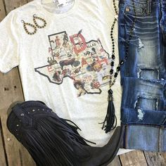 awesome Summer vacations in Wisconsin 10 best outfits to wear Texas Fashion, Country Fashion, Campus Fashion, Southern Outfits, Country Outfits, Country Shirts, Southern Style, Rodeo Outfits, Chic Outfits