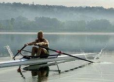 Row Row Your Boat, Row Row Row, The Row, Rowing Scull, Canoa Kayak, Rowing Crew, Flat Abs Workout, Lake Life, Calisthenics